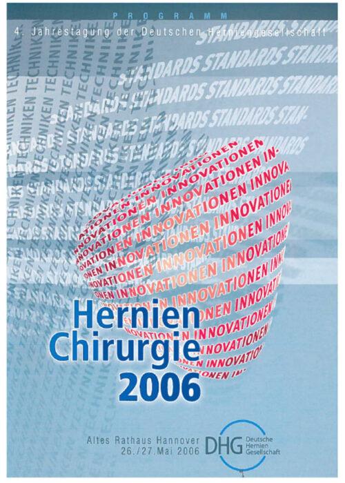4. Jahrestagung 2006